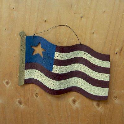 ハンギングプラーク 壁掛け 星条旗 アメリカ