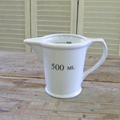 DULTON ダルトン BONOX メジャーリングジャグ 計量カップ Lサイズ 500ml