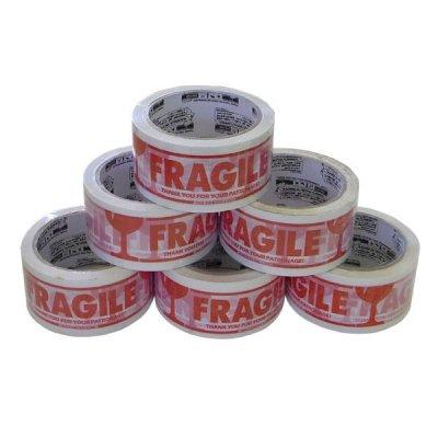 DULTON(ダルトン) パッキングテープ FRAGILE PPT-1 6巻