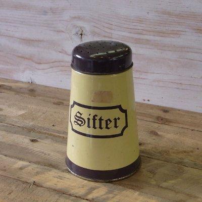 ビンテージ シェーカー Sifter 50%OFF!