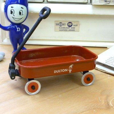 DULTONダルトン ミニツールカート レッドワゴン