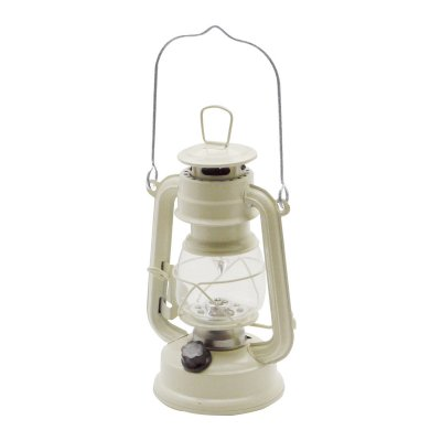 ハリケーンランタン LEDライト アイボリー
