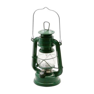 ハリケーンランタン LEDライト グリーン