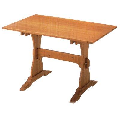 アントステラ  ダイニングテーブル トレッスルテーブル