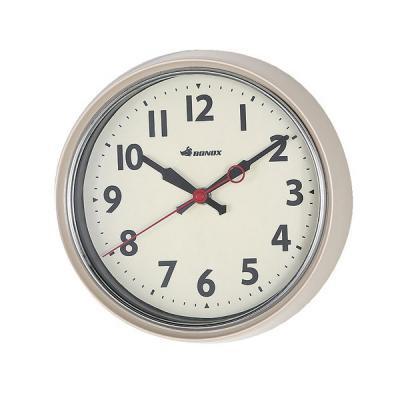 DULTONダルトン BONOXウォールクロック 掛け時計 アイボリー