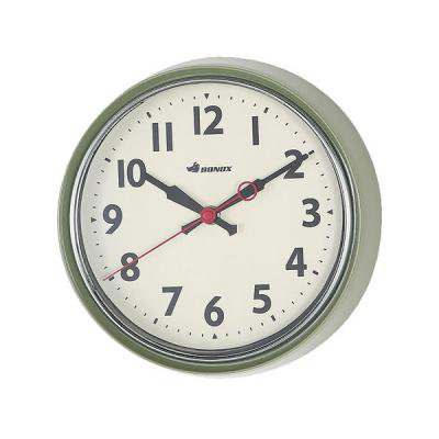 DULTON ダルトン BONOX ウォールクロック 掛け時計 セージグリーン
