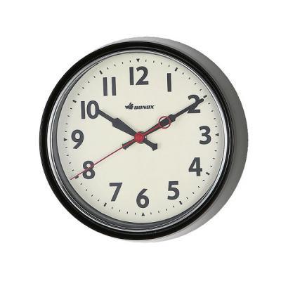 DULTONダルトン BONOXウォールクロック 掛け時計 ブラック