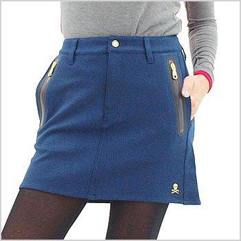 ML Simple◆超ストレッチスウェットスカート