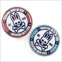 Psycho Bunny ゴルフウェアレディース ロゴトップマーカー