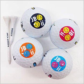 JB 非公認球◆スマイルボール(2個セット)