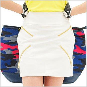 ML カモフラエンボス◆COOLMAXスカート