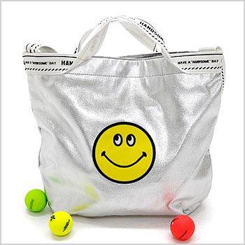 CU Smile♪キャンバスベルトカーバッグ
