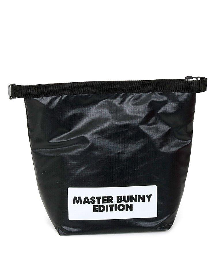 マスターバニー 18夏の新作 ゴルフウェアレディース 一体ベルト◆ワンハンドル保冷カートバッグ