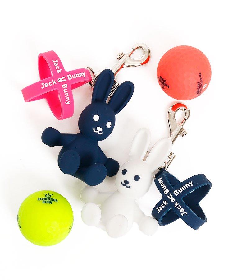 JB 立体Bunny★シリコン製ボール&ティーホルダー