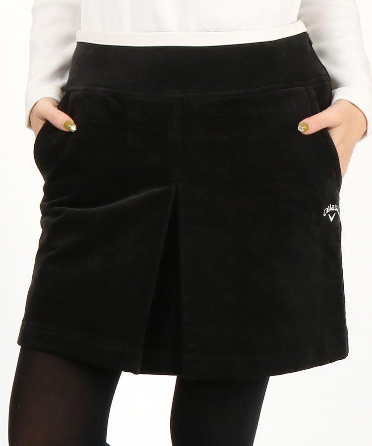 CA HIPポケロゴ刺繍◆コーデュロイスカート