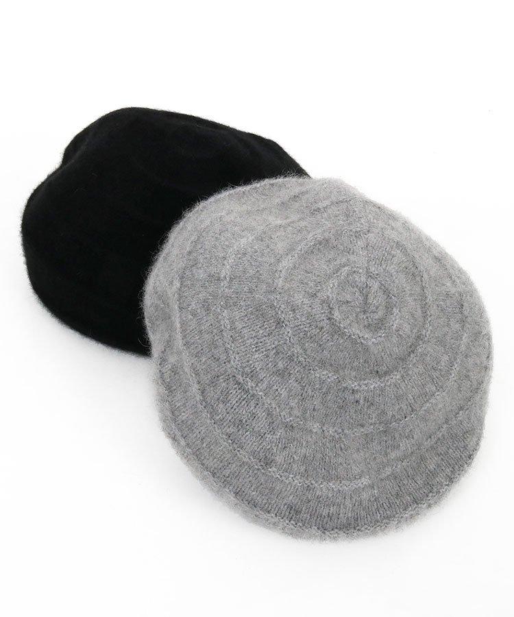 SA 羊毛混♪やわらかベレー帽