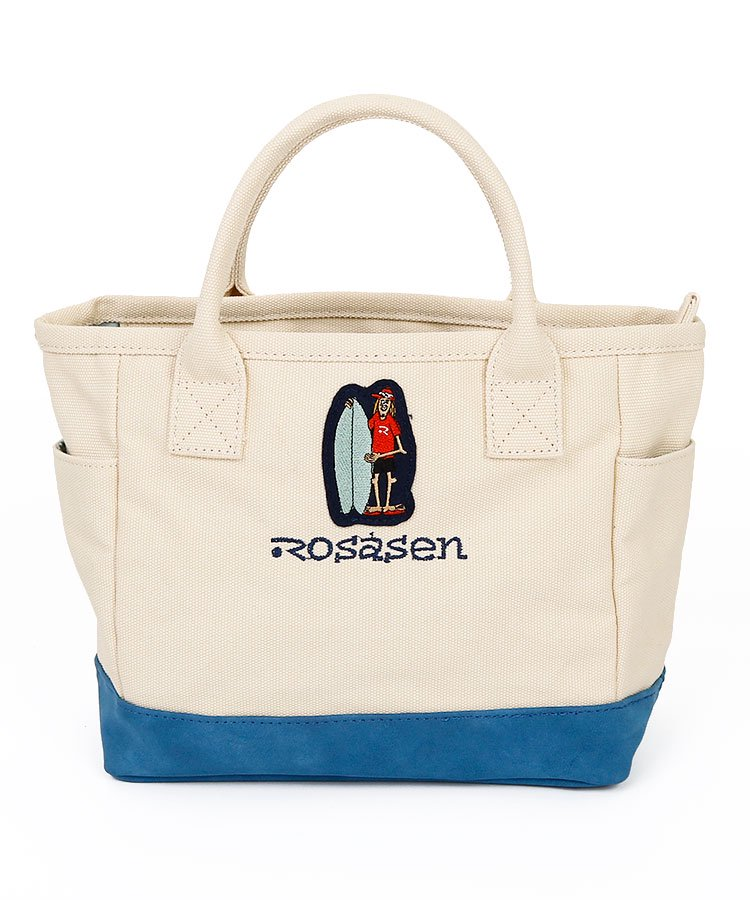 RO LOOSEMAN◆キャンバスカートバッグ