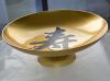 【レンタル】長寿のお祝いや各種お祝いの会を盛り上げる 大金盃(直径39cm)