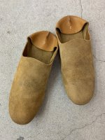 """AUTTAA / Room Shoes i """"Pippo"""" / Brown"""