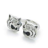 GARNI / Twin Tiger Ring【取り寄せ商品】