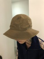 REVIVAL 90% PRODUCTS by Varde77 / JAGGED LINE TWILL ARMY HAT / KHAKI BEIGE