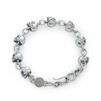 GARNI / Skull Bracelet - L【取り寄せ商品】