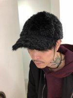 SHAREEF / ECO FER CAP / Black
