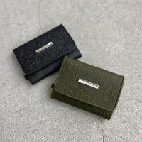 GARNI / V.P Three Fold Wallet