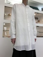 TROVE / MAALARI LONG SHIRT / WHITE