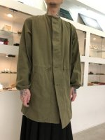 REVIVAL 90% PRODUCTS by Varde77 / 62' US ARMY VESICANT GAS PROTECTIVE COAT 〈SOLID〉 / OLIVE