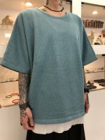 Iroquois / 181105:INRAY CABLE DOLMAN / TURQUOISE