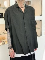 TROVE / VALO WIDE SHIRT / CHARCOAL