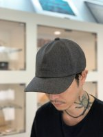 VICTIM×CA4LA / STRETCH B.B CAP / GRAY