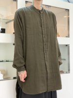 TROVE / MAALARI LONG SHIRT / CHARCOAL