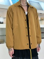 REVIVAL 90% PRODUCTS by Varde77 /  REACH STRUGGLING PRIMALOFT COACH JACKET / MUSTARD