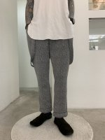 glamb / Sinmel suspenders pants / Gray
