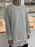 TROVE / POROMIES CREW NECK / LIGHT GRAY