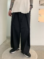 ANREALAGE×Dickies / 150% CHINO PANTS / Black