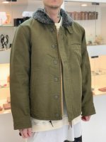 REVIVAL 90% PRODUCTS by Varde77 / N-1TYPE DECK JACKET 2019 / OLIVE