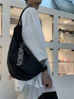 VOAAOV / nylon knapsack / Black