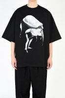 LAD MUSICIAN / HEAVY T-CLOTH pt S/BIG SST 1 / BLACK