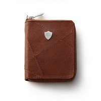 GARNI / Insection Zip Fold Wallet
