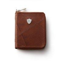 GARNI / Insection Zip Fold Wallet