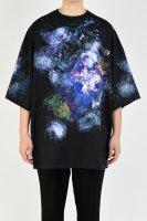 LAD MUSICIAN / 30/2 T-CLOTH FLOWER S/BIG T / PURPLE