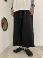 TROVE / PALLO PANTS ( NEW TEX ) / BLACK