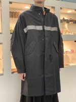 REVIVAL 90% PRODUCTS by Varde77 / KUDOS 51 REFLECT COAT / BLACK