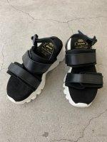 glamb / Platform sandals / Black