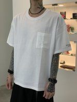 VICTIM / BIG TEE / WHITE