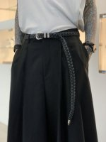 P.E.O.T.W AG / LONG MESH BELT / Black