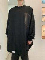 【予約商品】SIVA / TOO BIG BAGGY NECK JERSEY / 1月発売予定  /  20年 8/31 〆切